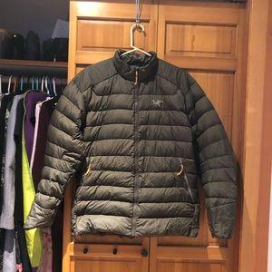 Arc'teryx cerium LT puffer jacket